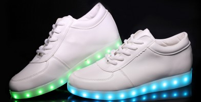 An in Depth Review of the Best Shoes with Lights of 2018