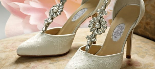 15c26e7079b2 10 Best Bridal Shoes Reviewed   Rated for 2019
