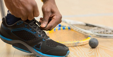 An in depth review of the best squash shoes of 2018