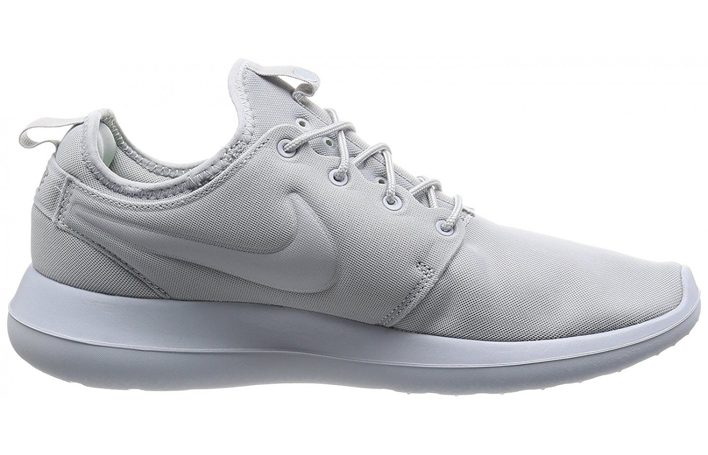 A side view of the Nike Roshe 2 running shoe