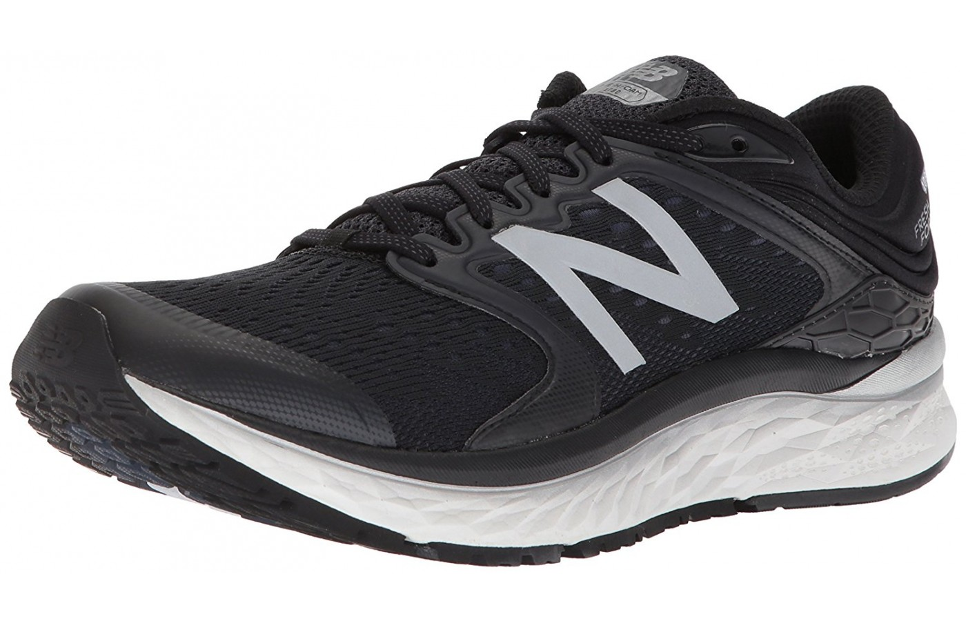 919bbd0bb52d New Balance 1080V8 Reviewed   Tested for Performance. Angled view of 1080 V8  ...