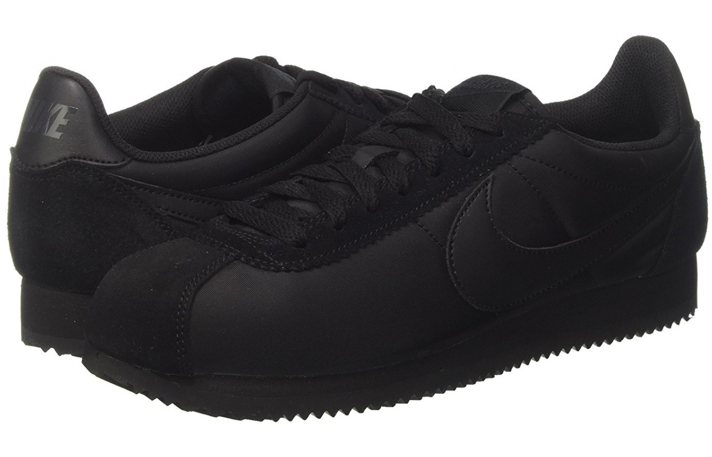 Pair of the Nike Cortez in Black