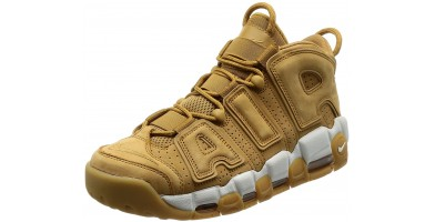 An in depth review of the Nike Air More Uptempo basketball shoe