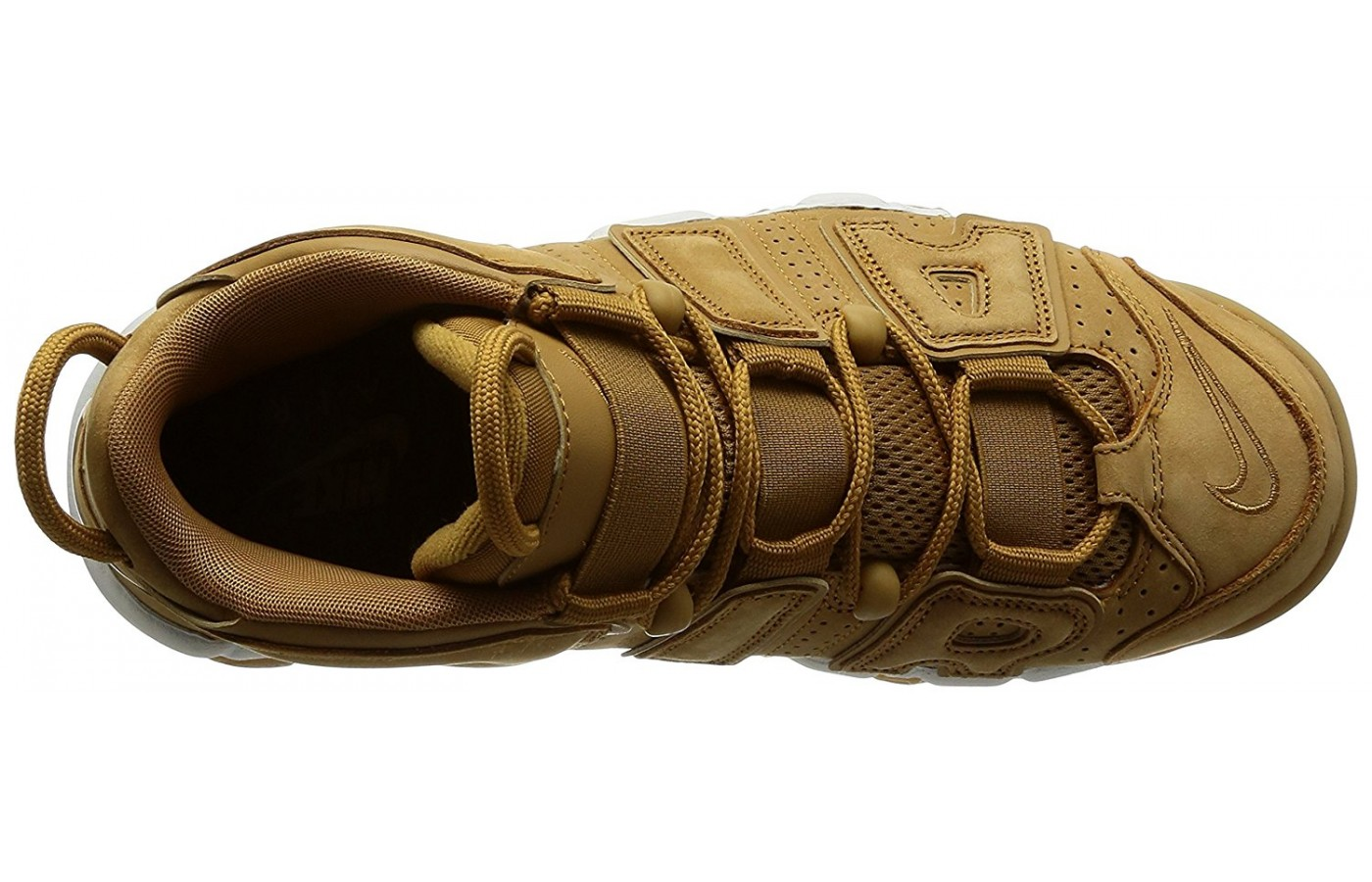 Top of Nike Air More Uptempo