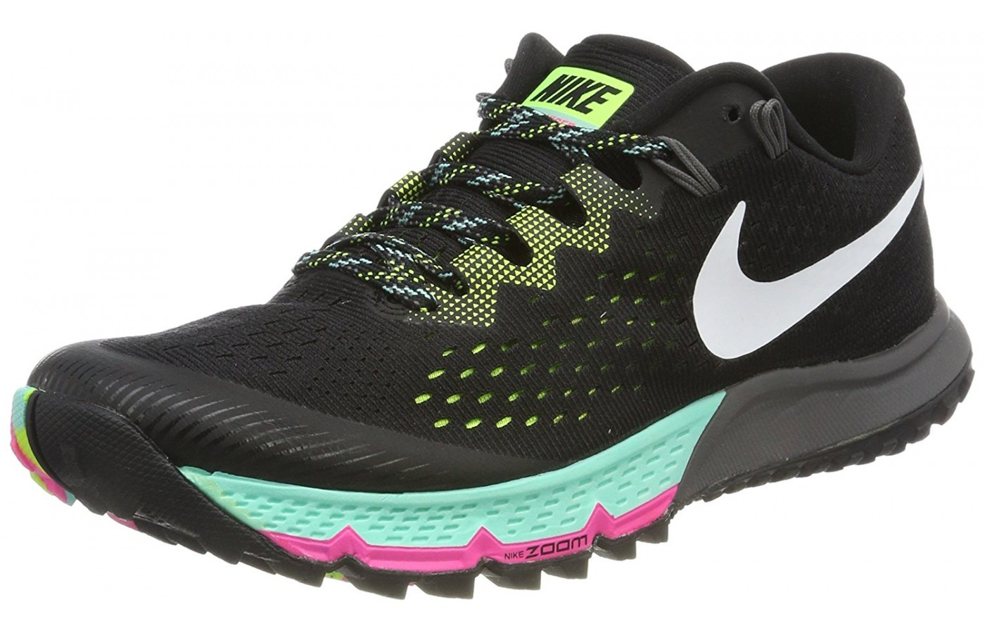 2bf8c97c0239b A three quarter view of the Nike Air Zoom Terra Kiger 4 running shoe ...