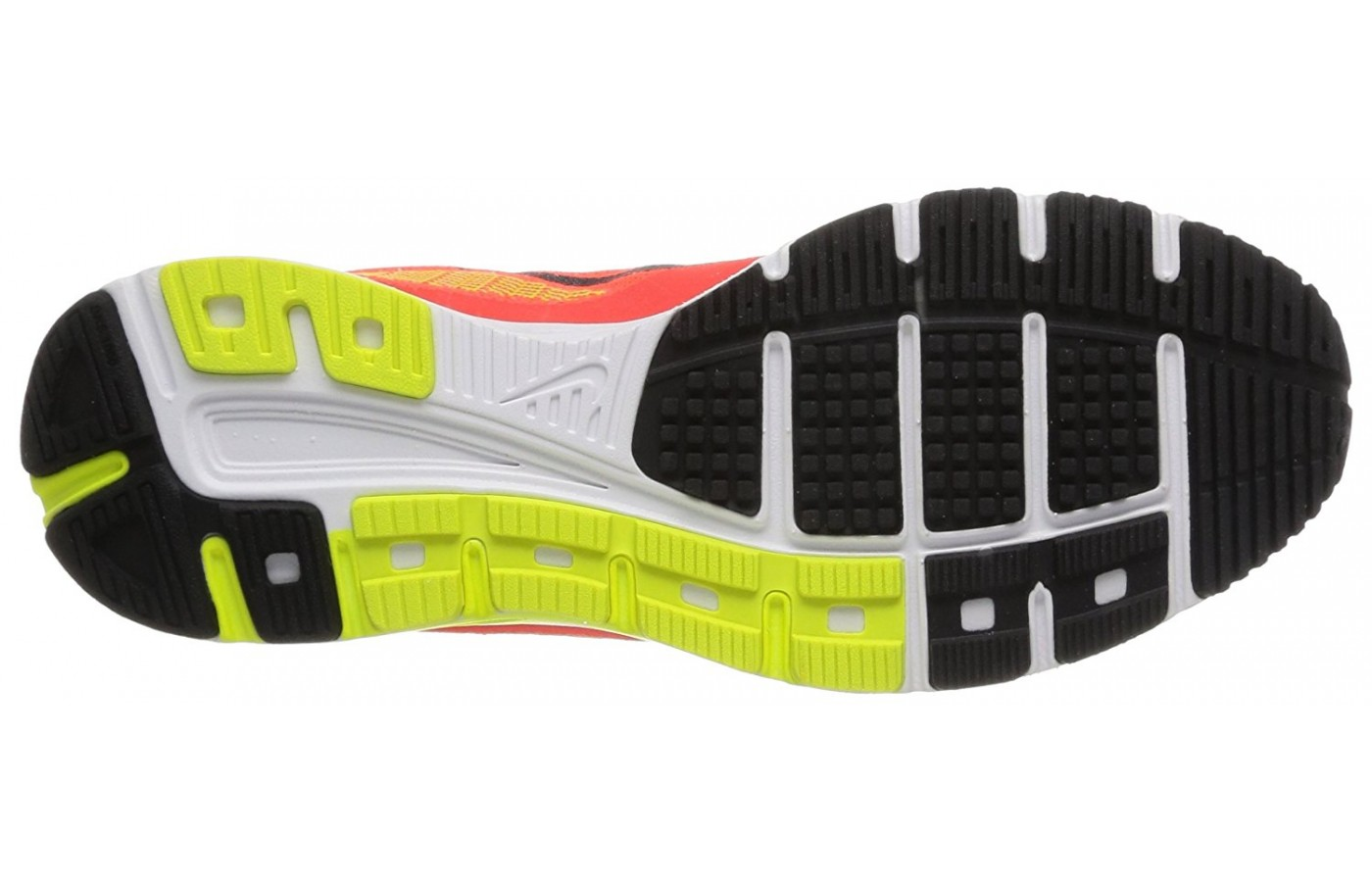 Carbon Rubber Outsole Superior Traction and Durability