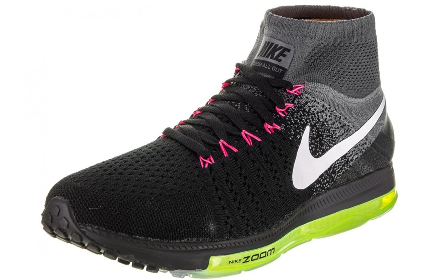 159a27a8cae1 Nike Air Zoom All Out Flyknit Reviewed and Tested - WalkJogRun