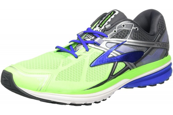An in depth review of the Brooks Ravenna 7 running shoe