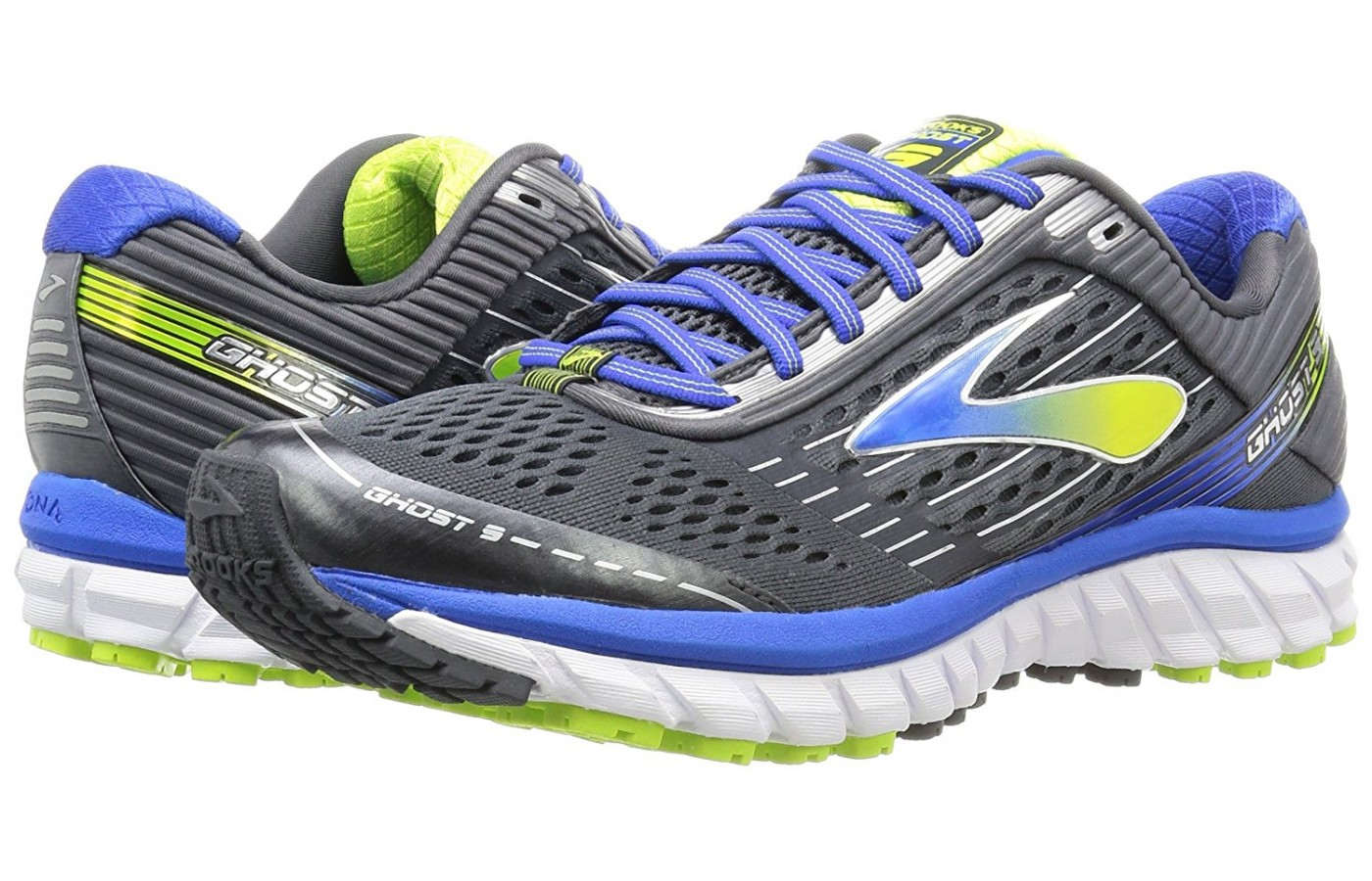 Brooks Ghost 9 pair