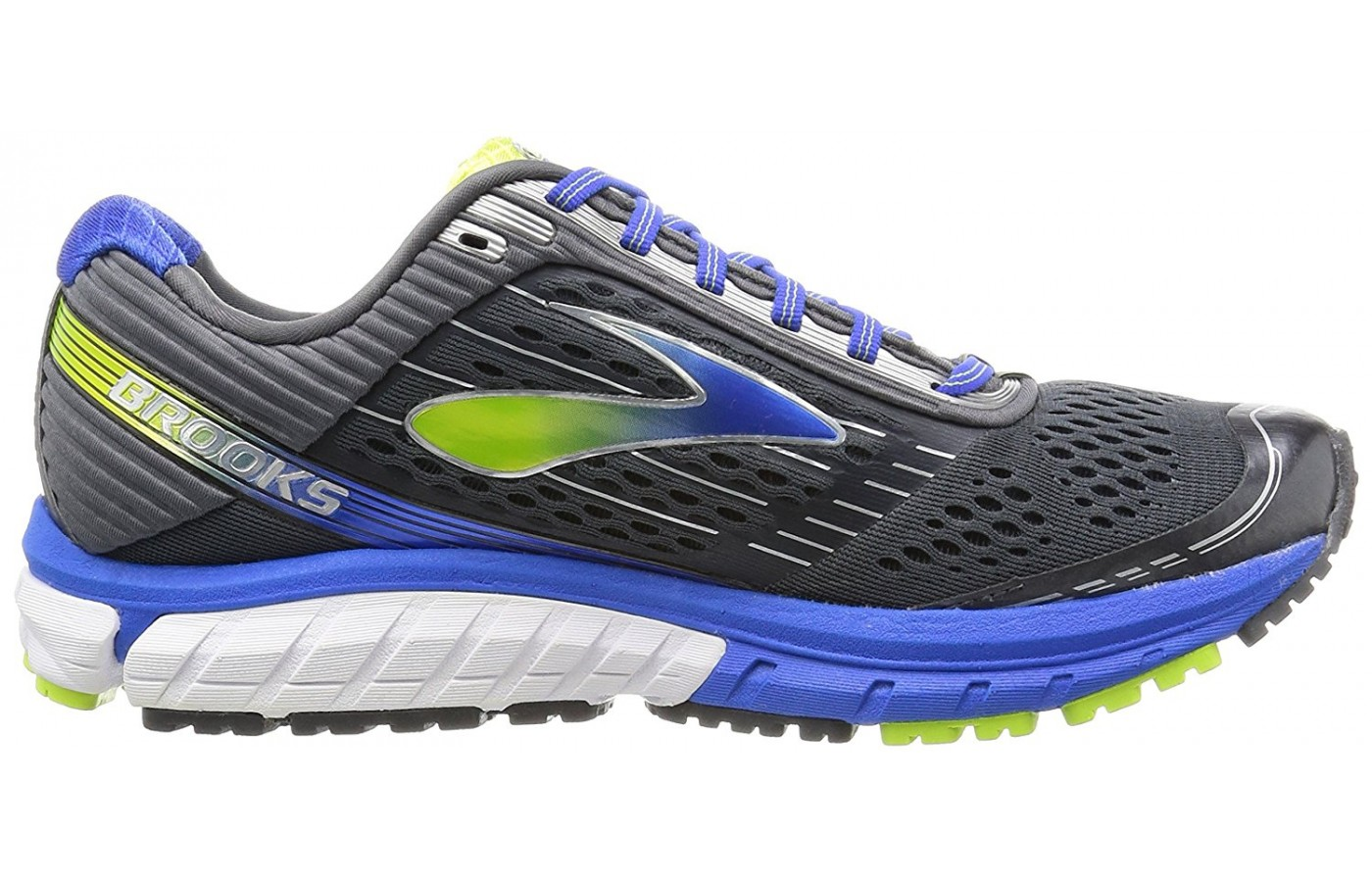 Brooks Ghost 9 side