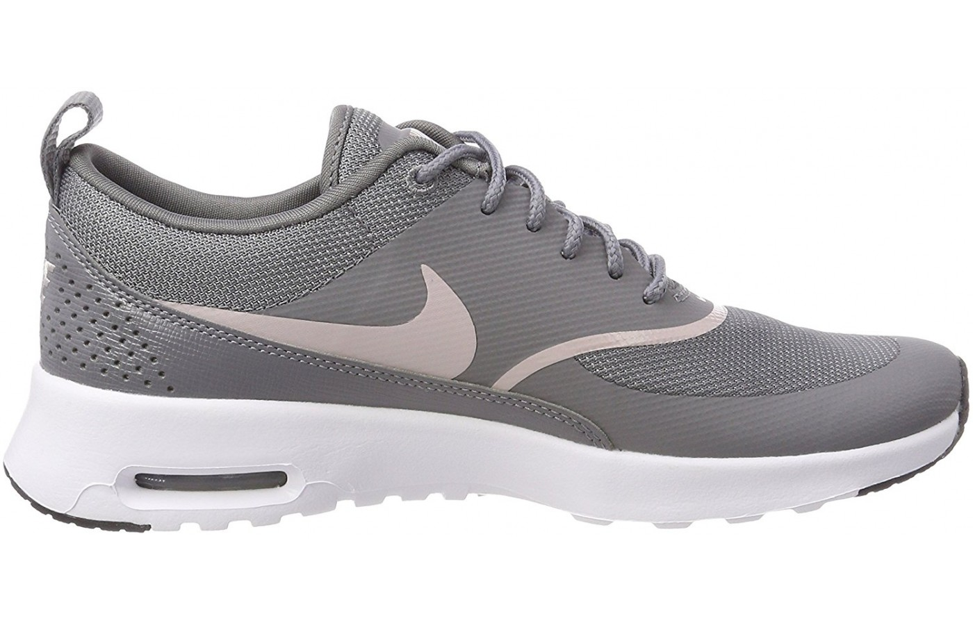 Side view of Nike Air Max Thea