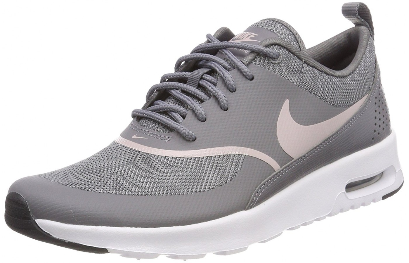 big sale 7f3f8 3a775 Sloped view of Nike Air Max Thea ...