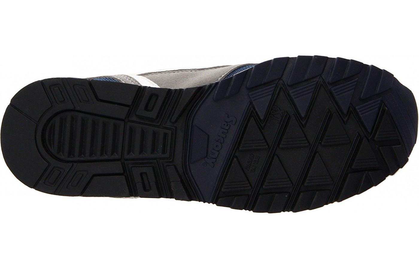 Saucony Shadow 6000 sole