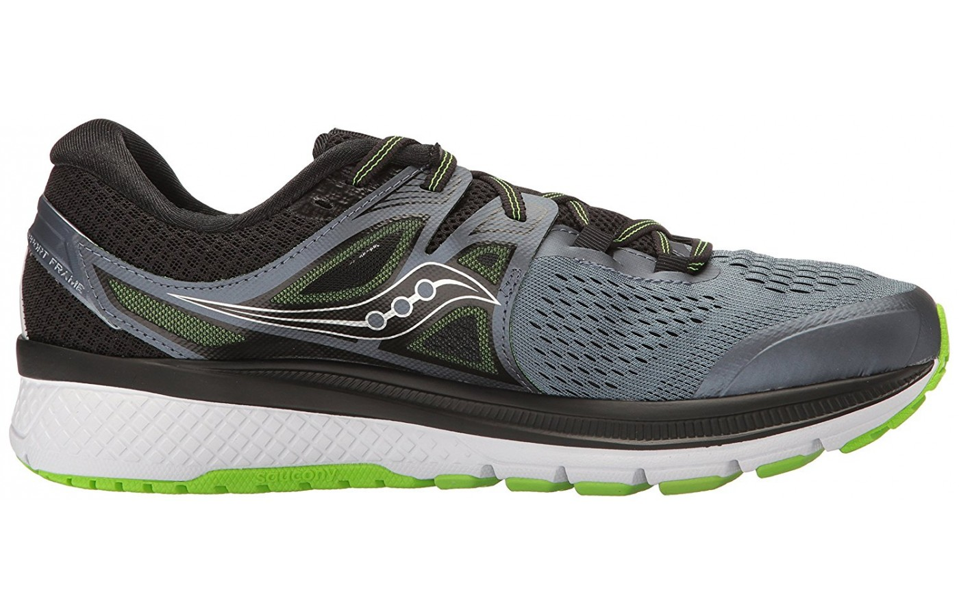 Saucony side