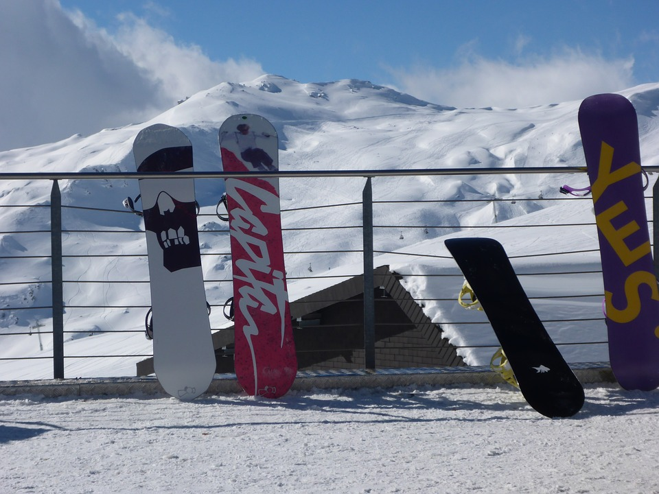 An In Depth Review of the Best Snowboards of 2018