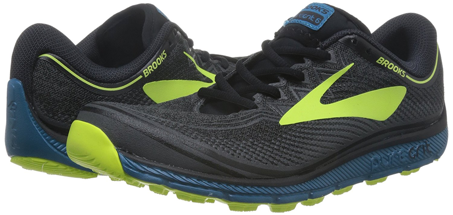 Brooks PureGrit 6 pair