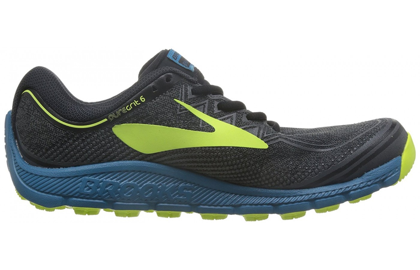 Brooks PureGrit 6 side