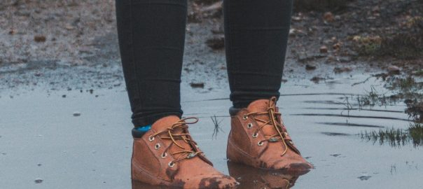 affordable waterproof shoes
