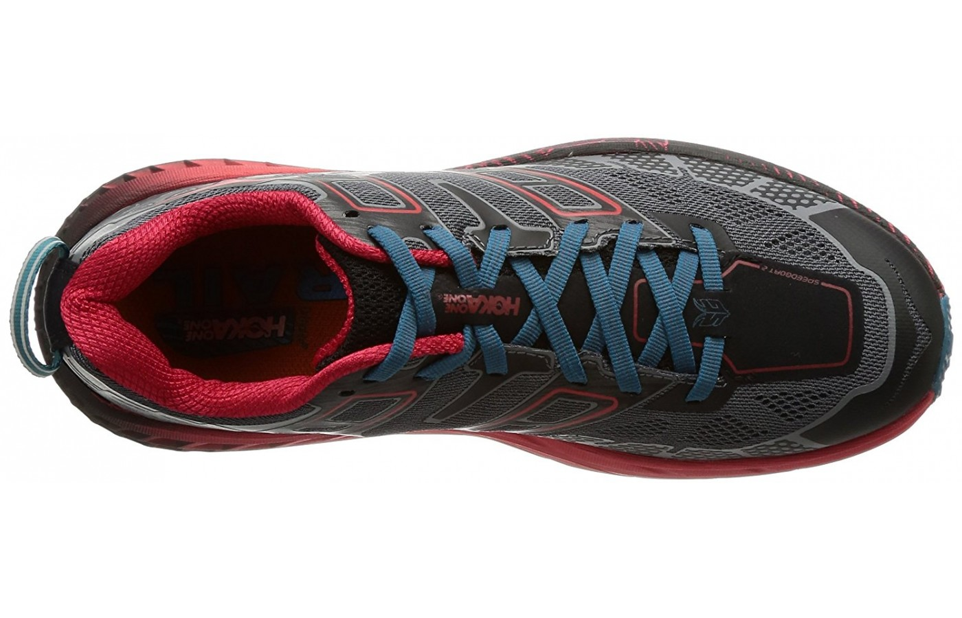 Hoka One One Speedgoat 2 upper