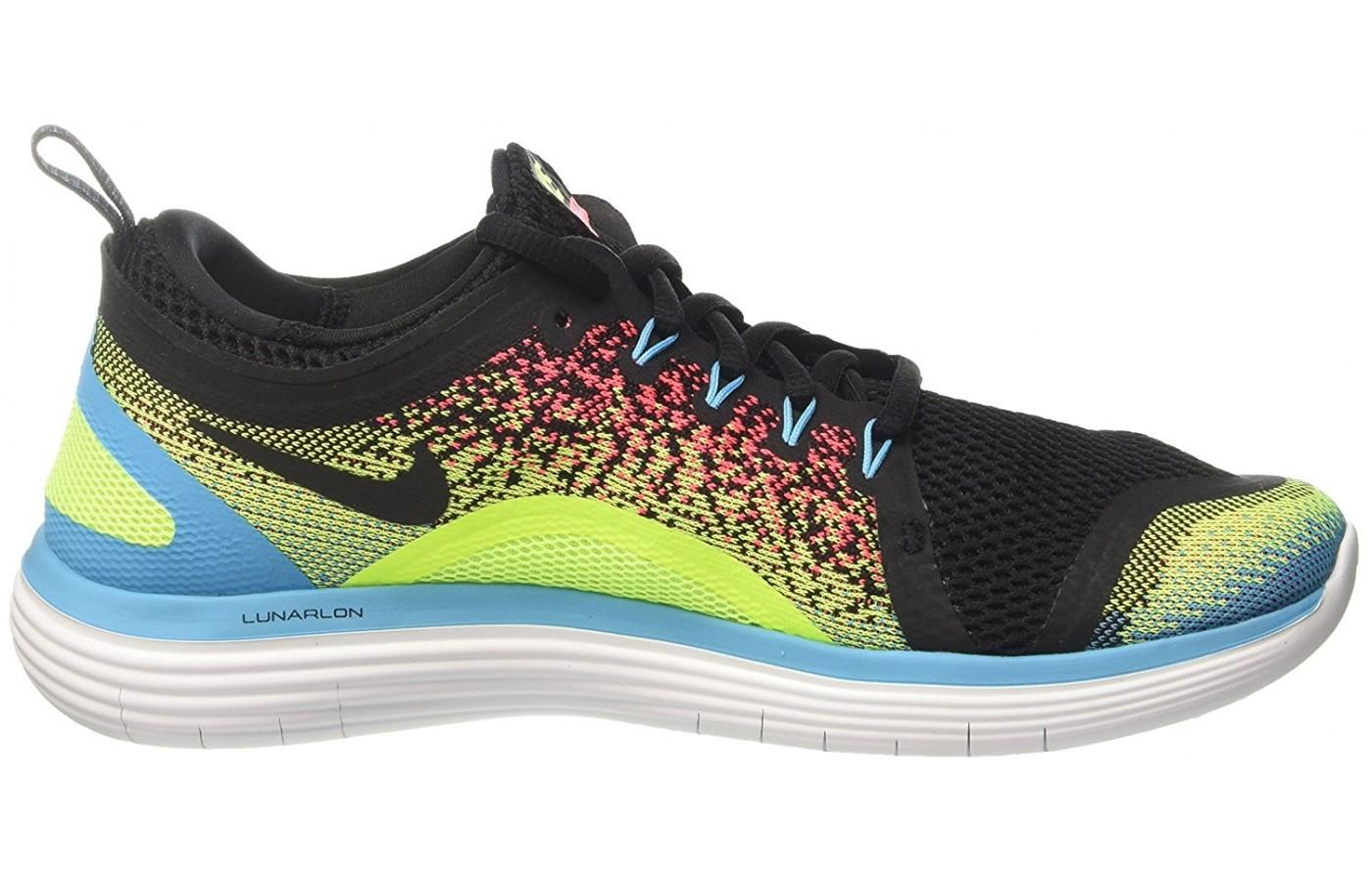 big sale 6dcc2 d5b6f ... Nike Free RN Distance 2 side ...