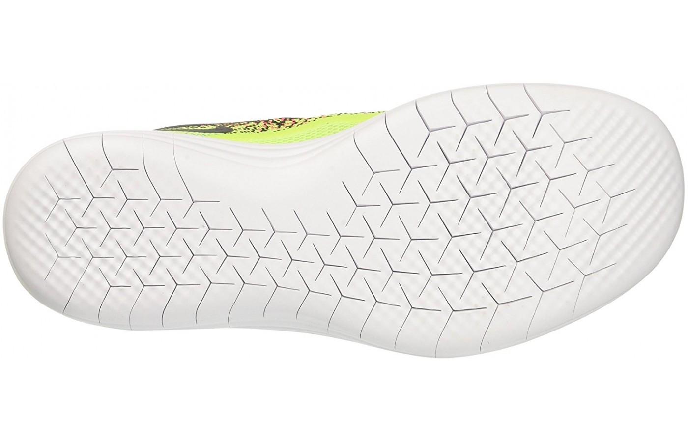 Nike Free RN Distance 2 sole