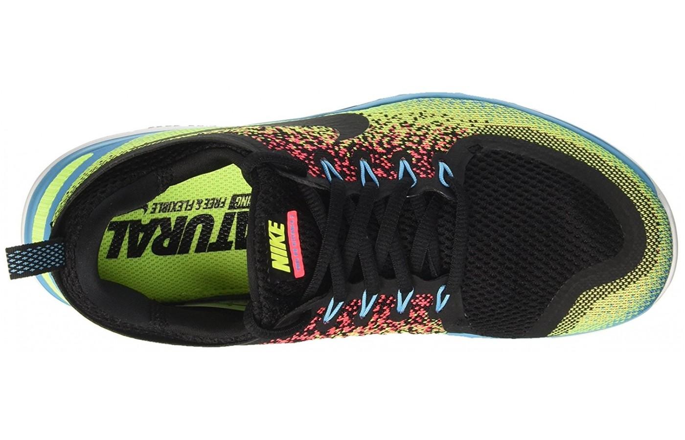 Nike Free RN Distance 2 upper