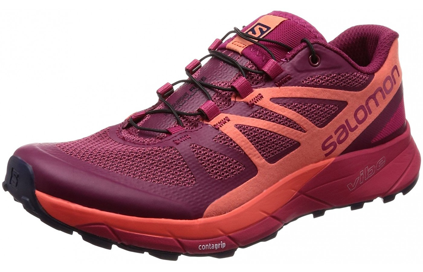 Salomon sense ride angled