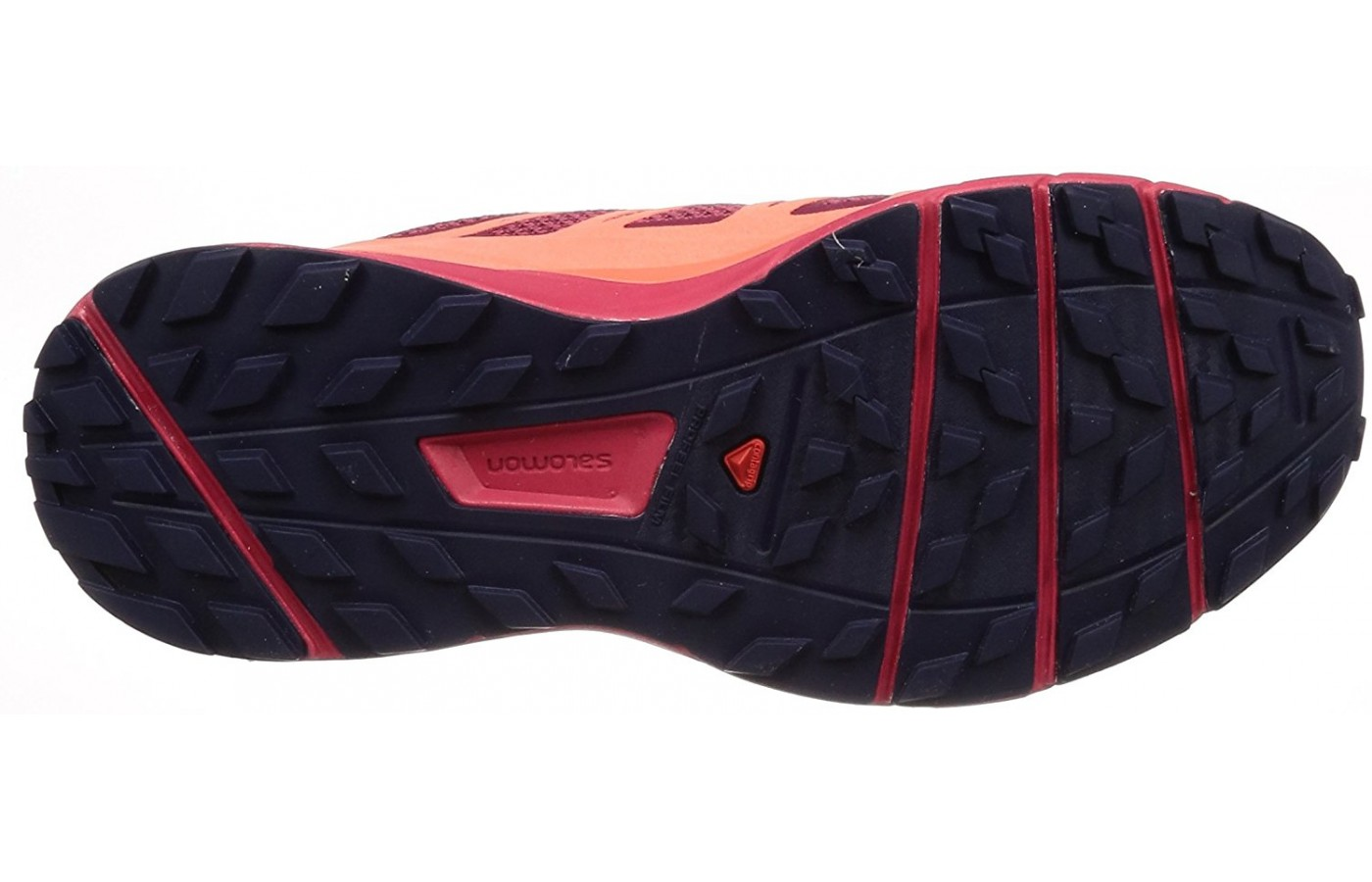 Salomon sense ride sole