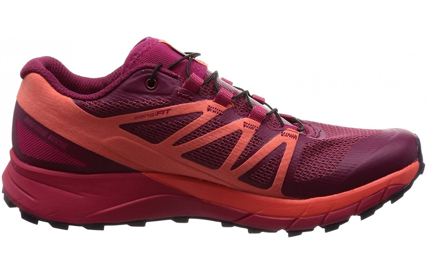Salomon sense ride mesh