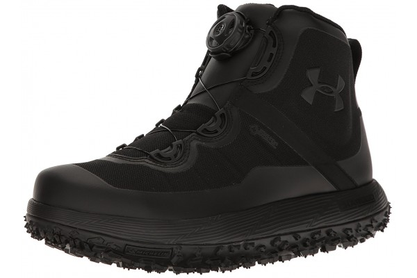 An in depth review of the Under Armour Fat Tire GTX in 2018