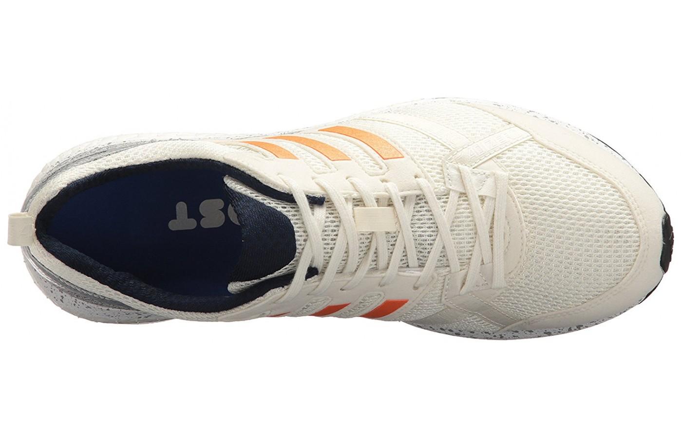 Adidas Adizero Tempo 8 upper