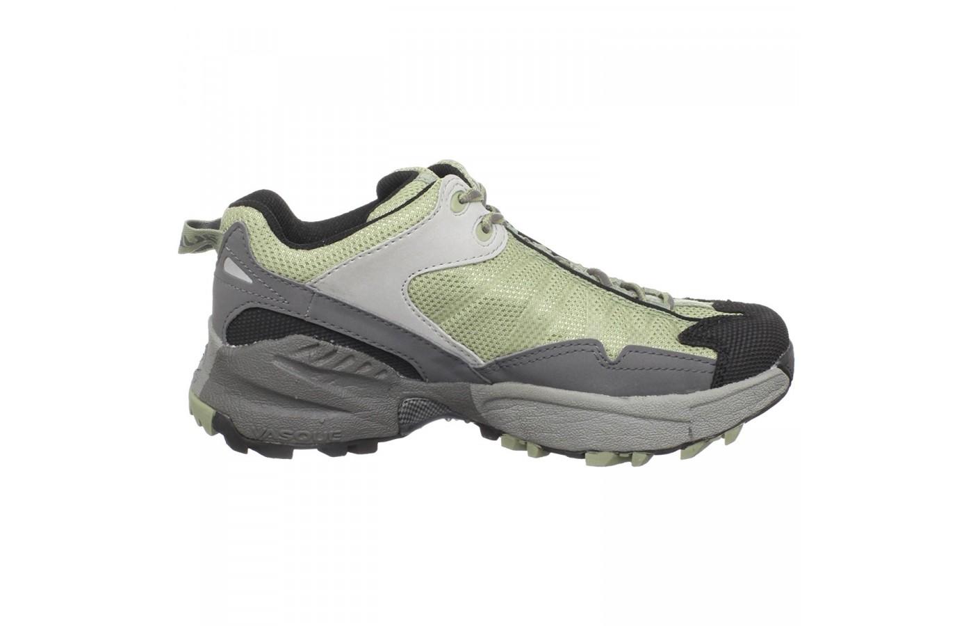 Vasque Constant Velocity heel