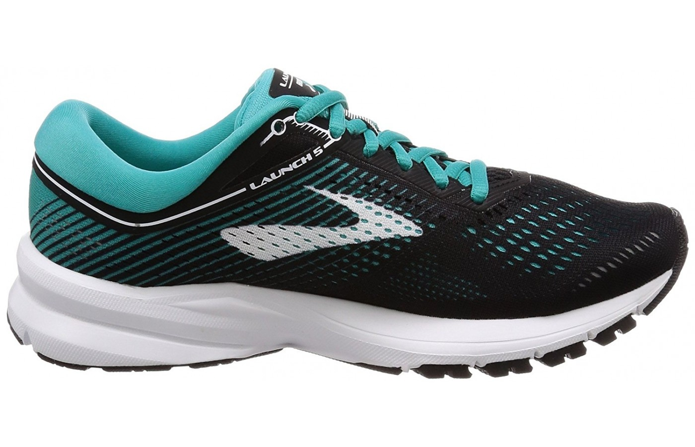 Brooks Launch 5 side
