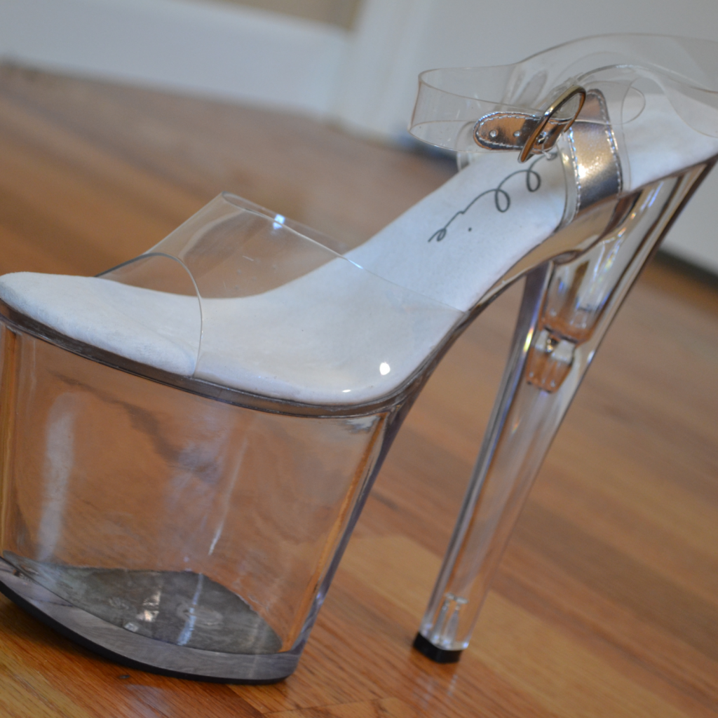 a6d3f62eaa5a 10 Best Clear Strap Heels Reviewed  Rated