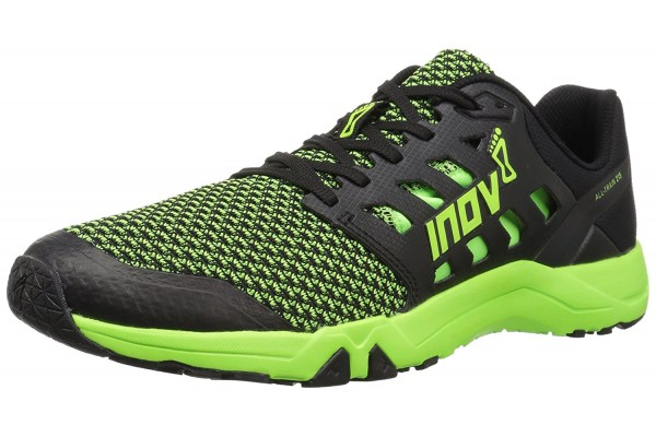 An in depth review of the Inov-8 All Train 215 Knit in 2018