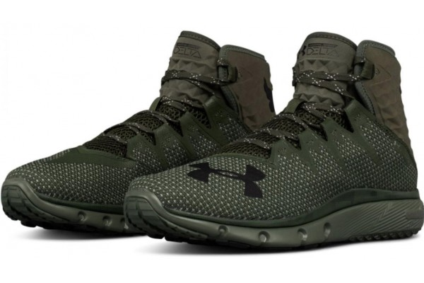 An in depth review of the Under Armour Project Rock Delta in 2018
