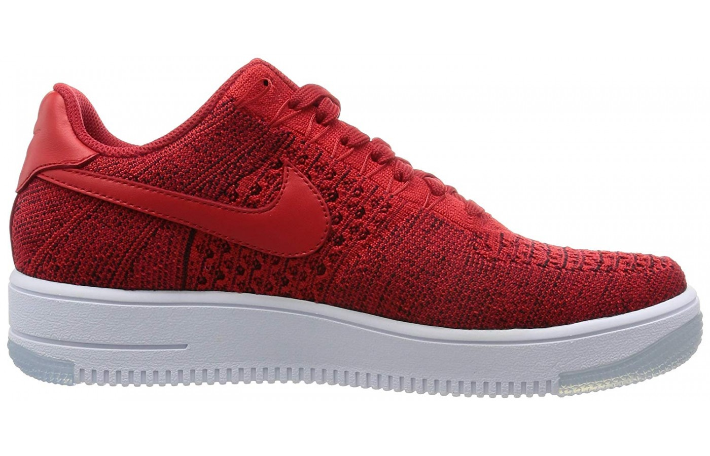 Air Force Flyknit side