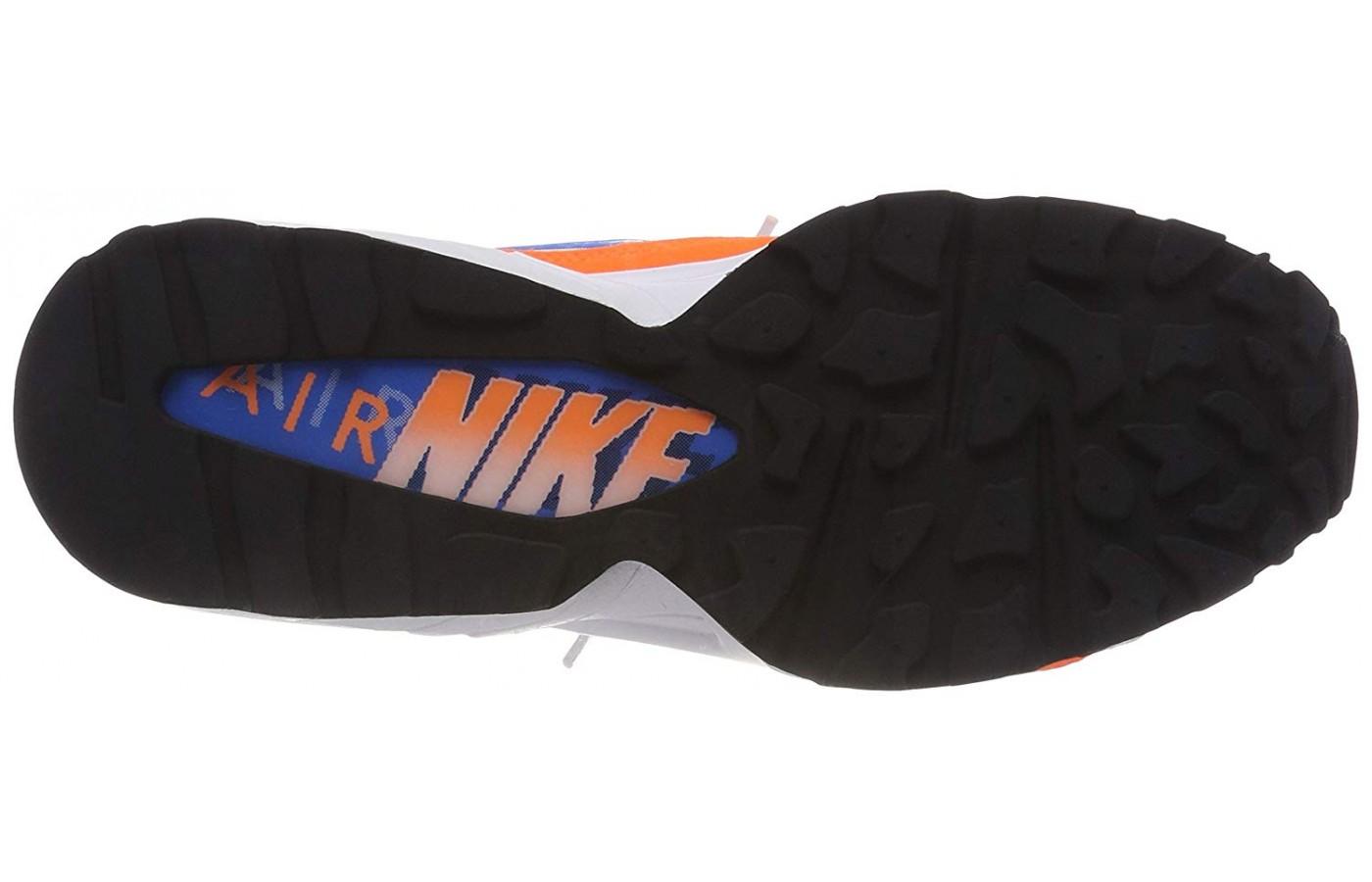 Air Max 93 sole