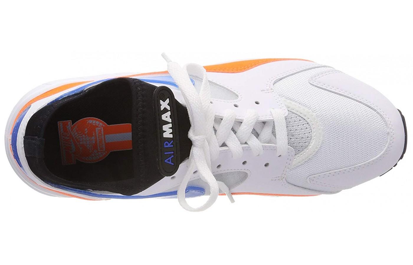 Air Max 93 upper