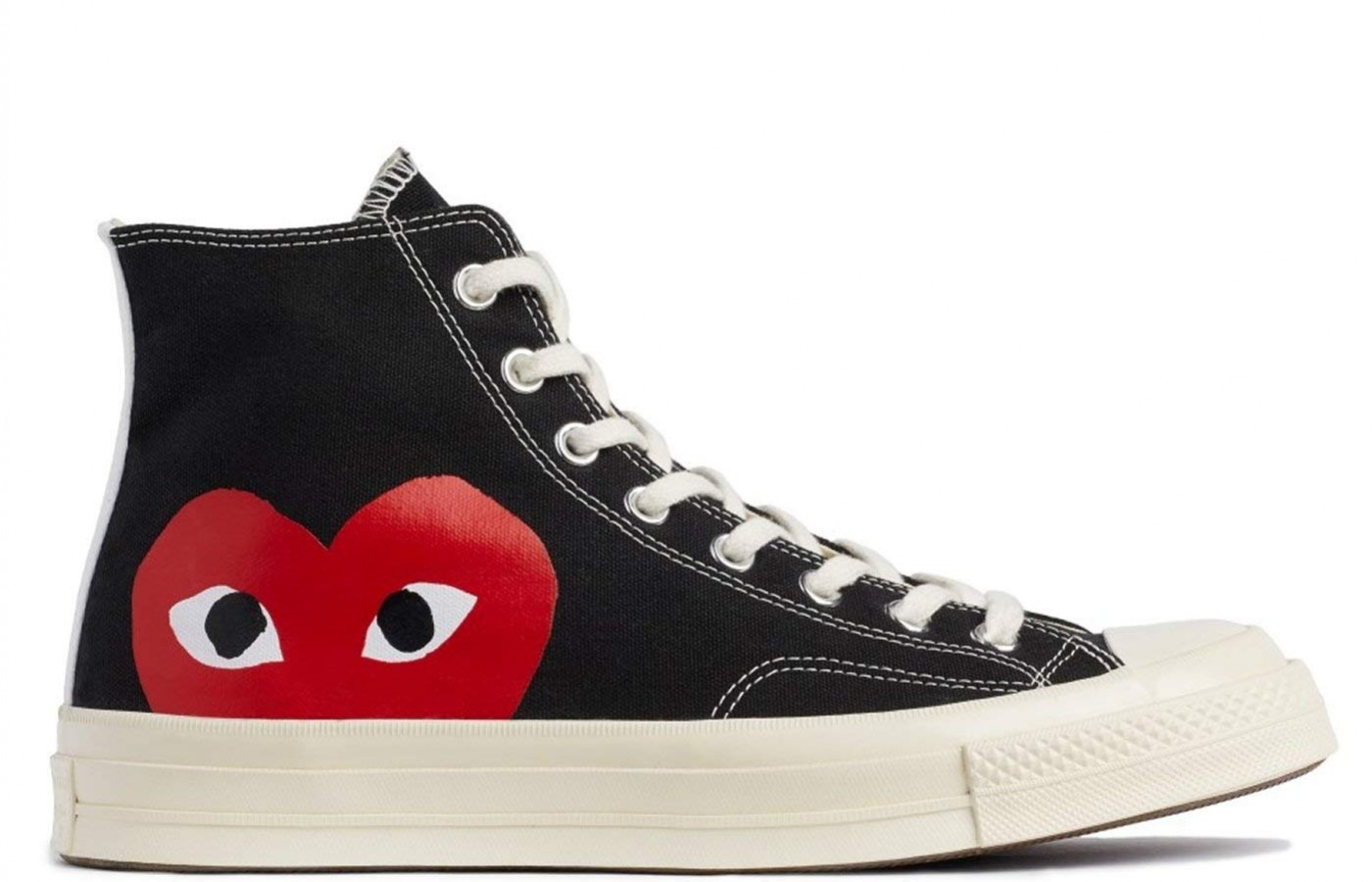 Converse Comme Des Garcons Play Reviewed