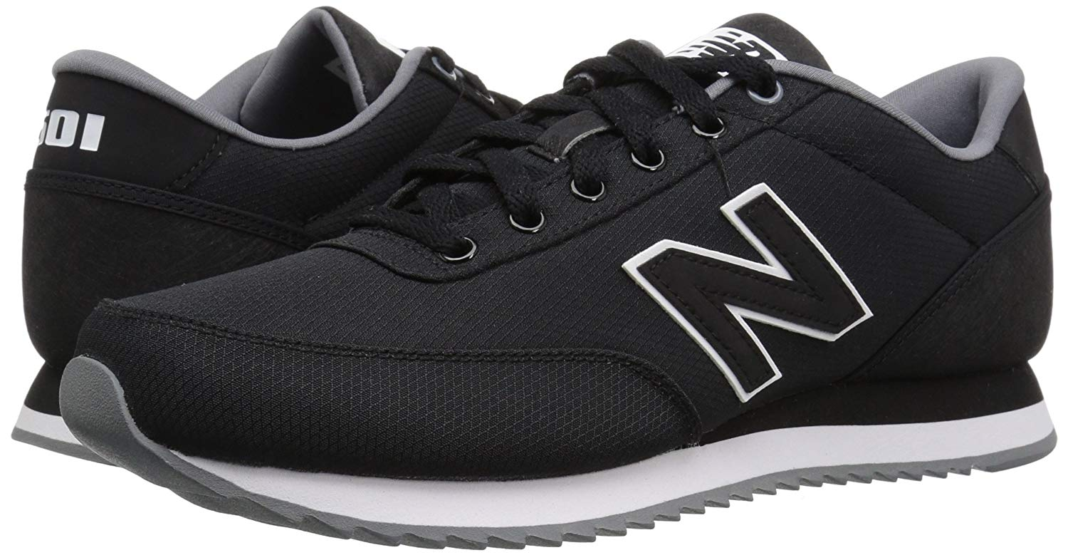 new balance 501 black and grey