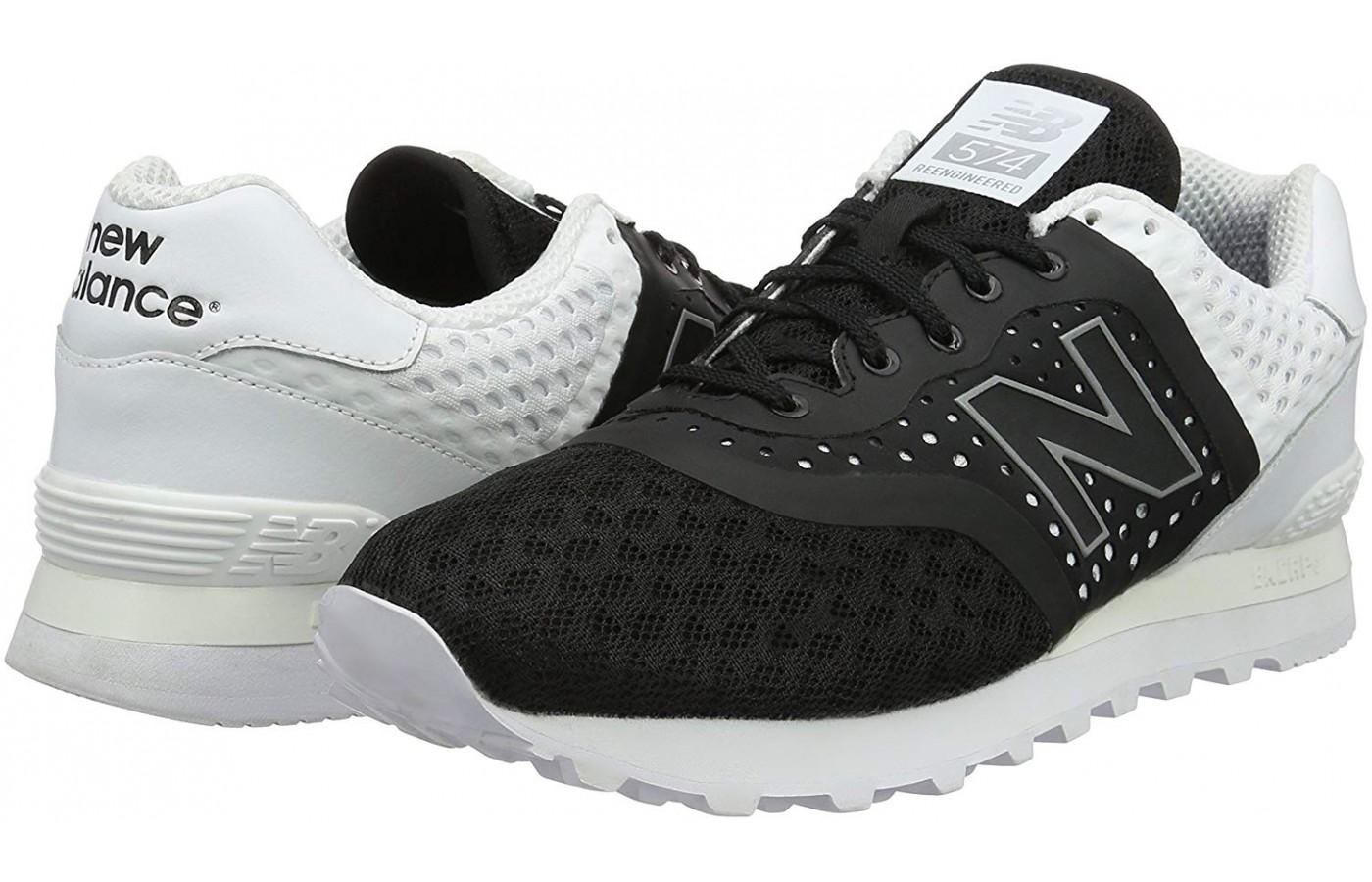 New Balance 574 pair