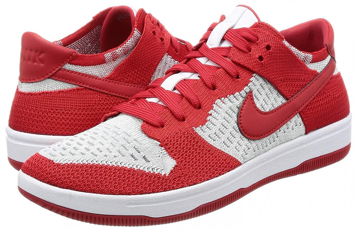 Nike Dunk Flyknit pair