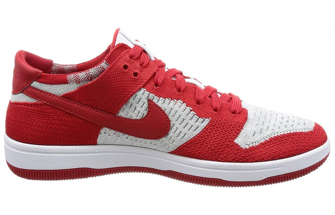 Nike Dunk Flyknit side