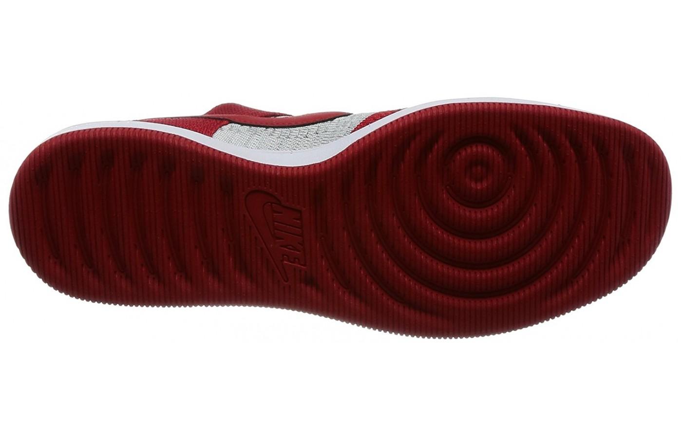 Nike Dunk Flyknit sole