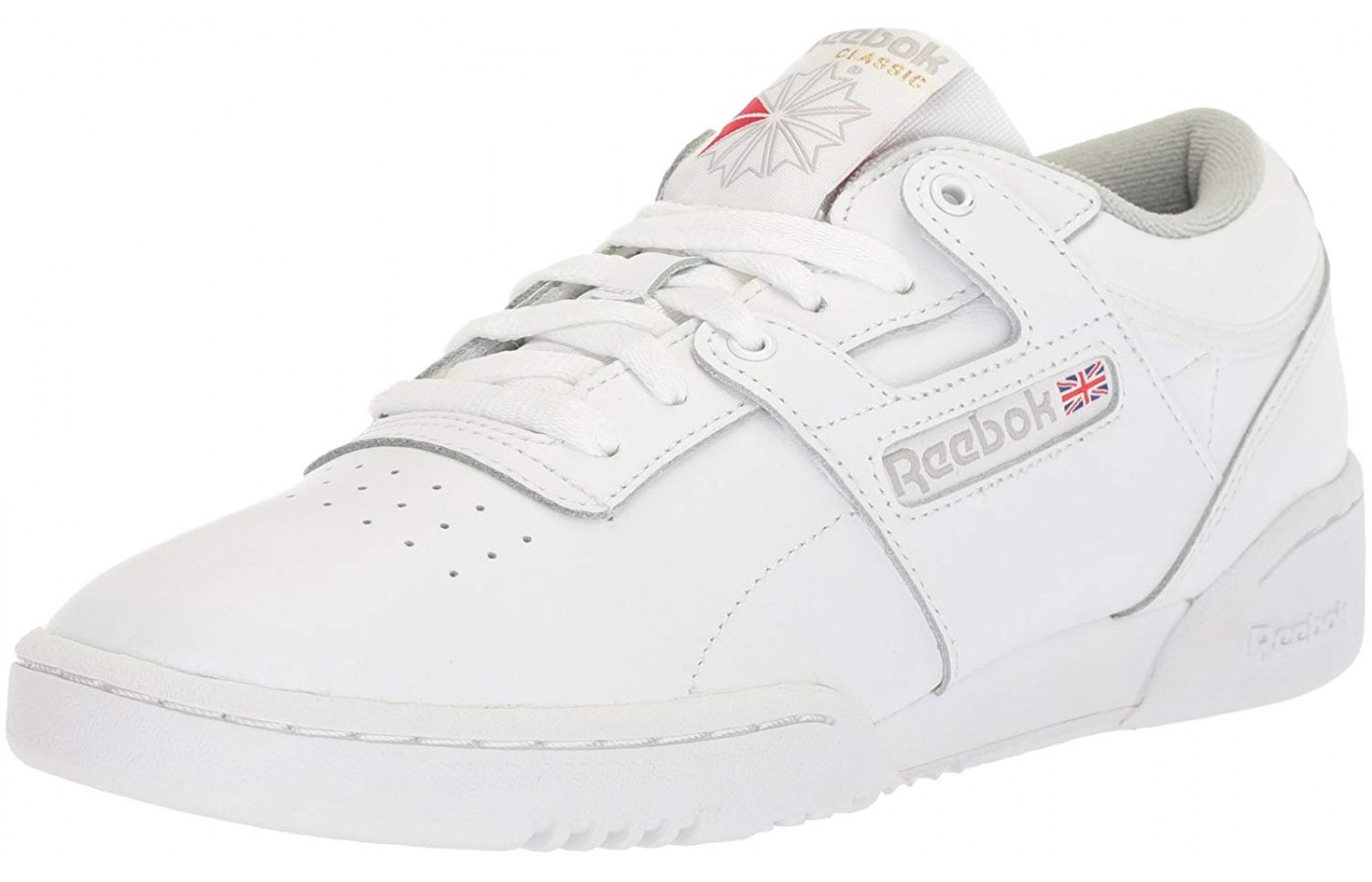 Reebok Workout Angled