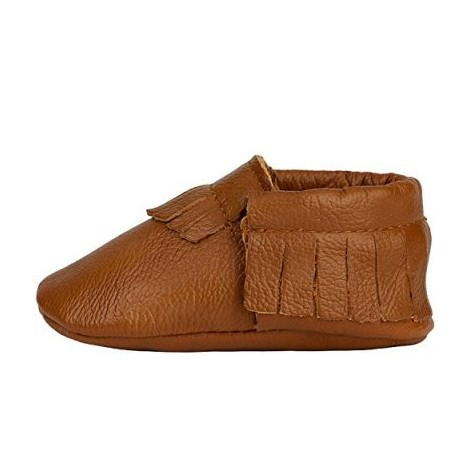 BirdRock Baby Moccasin Best Crib Shoes