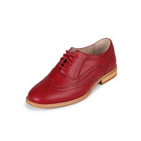 Babe Oxford Shoe