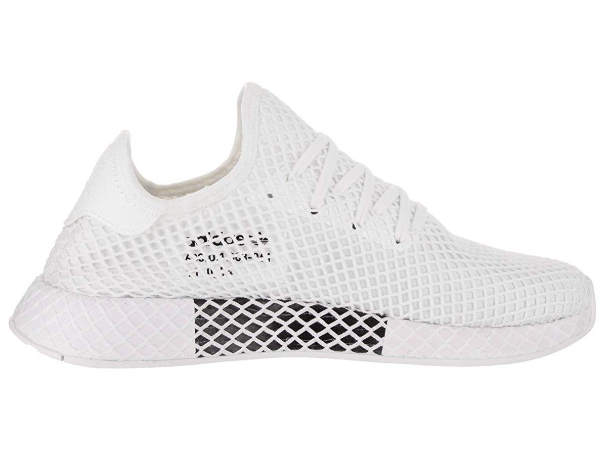 adidas running sneakers deerupt en noir 40
