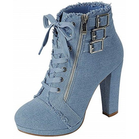 Forever Link Heeled Booties